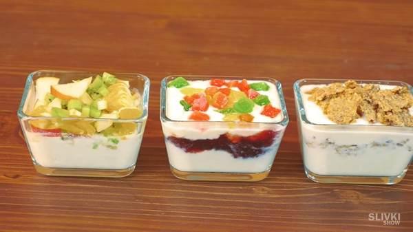 Сделать йогурт своими руками