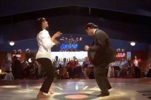 Незабываемый танец Умы Турман и Джона Траволты из фильма «Криминальное чтиво»