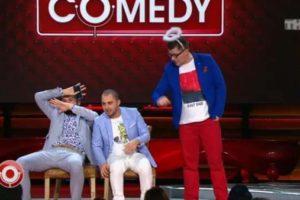 На Кутузе в гелике от Comedy Club